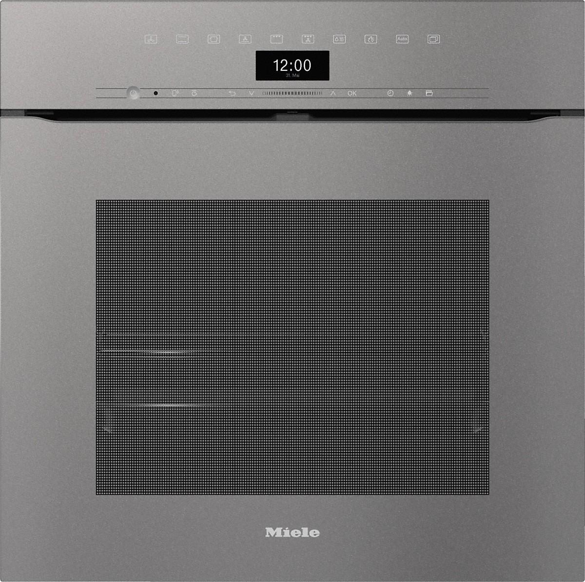 Miele H 7464 BPX Einbau-Backofen Graphitgrau