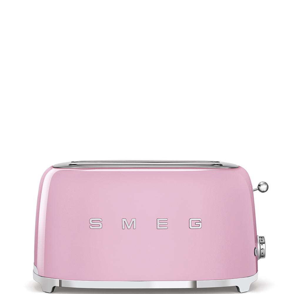Smeg TSF02PKEU Toaster Cadillac Pink