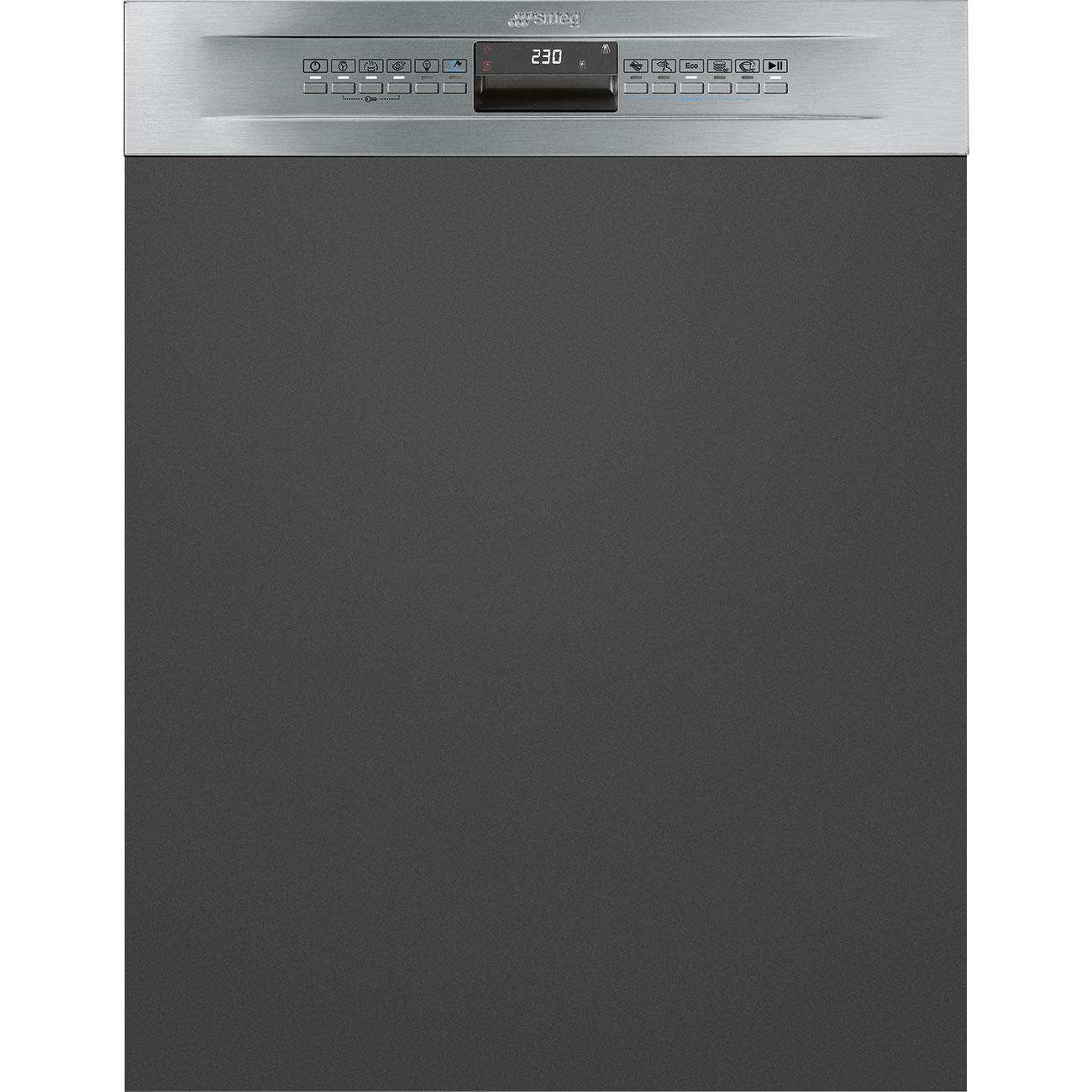 SMEG PL4338XDE Integrierter Geschirrspüler