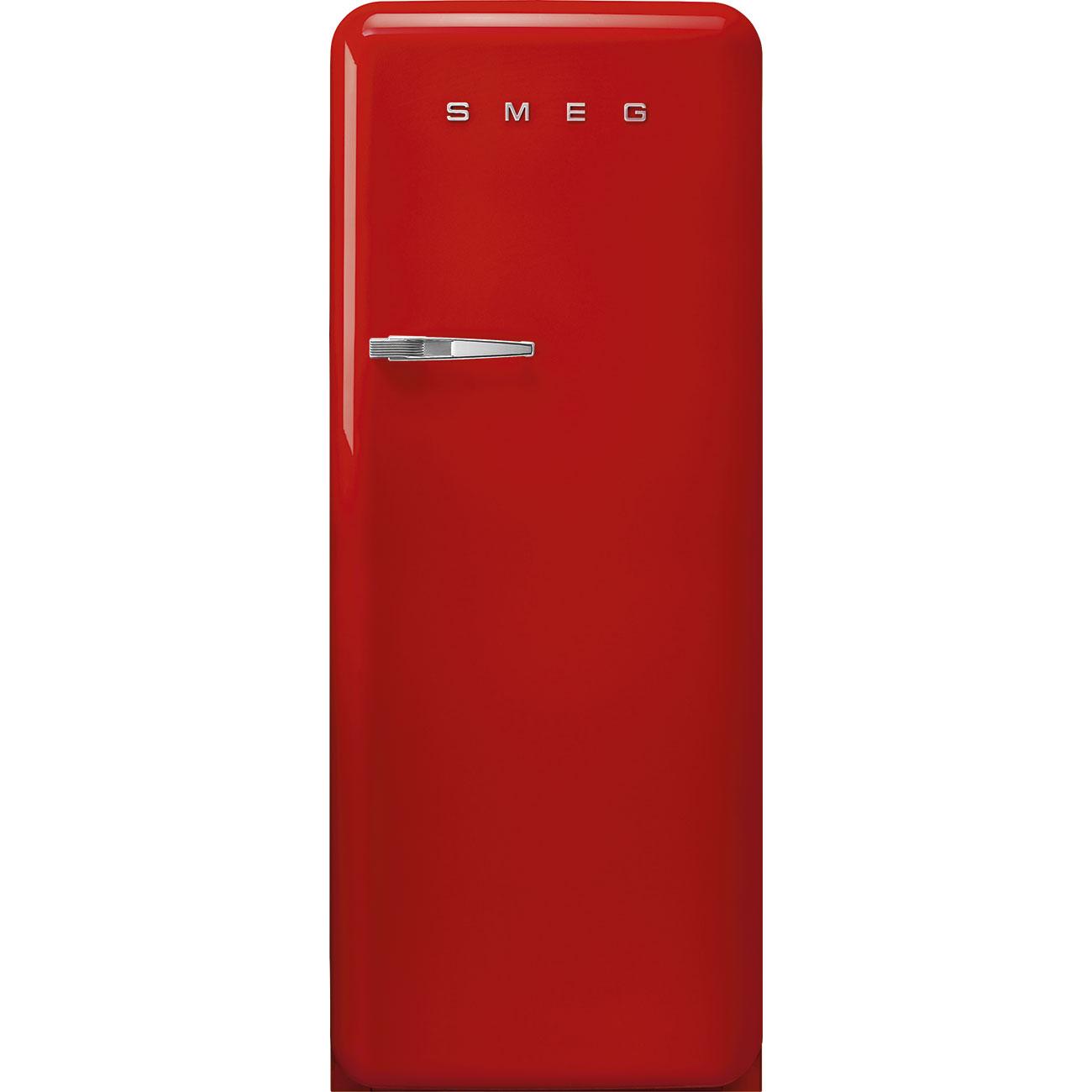 Smeg FAB28RRD5 Stand-Kühl-Gefrierkombination Rot