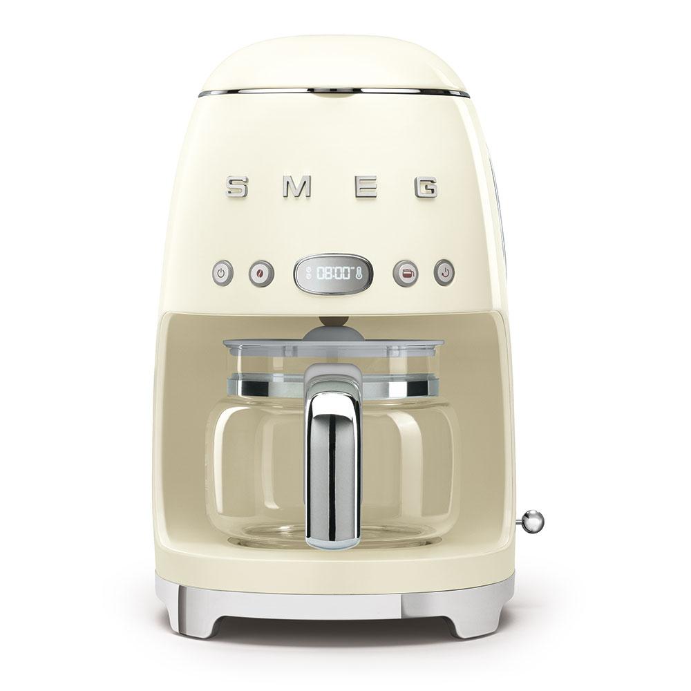 [Zweite Wahl] SMEG DCF02CREU Filter Kaffeemaschine Creme