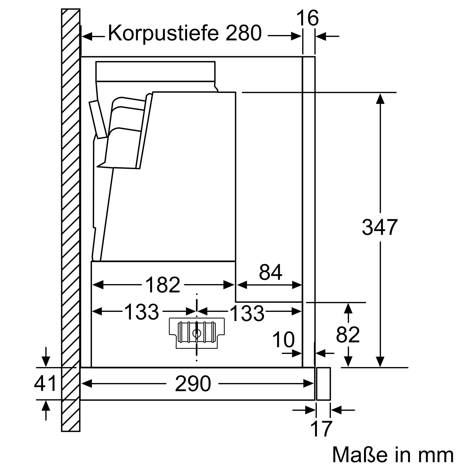 Siemens LI97SA561S Flachschirmhaube Edelstahl