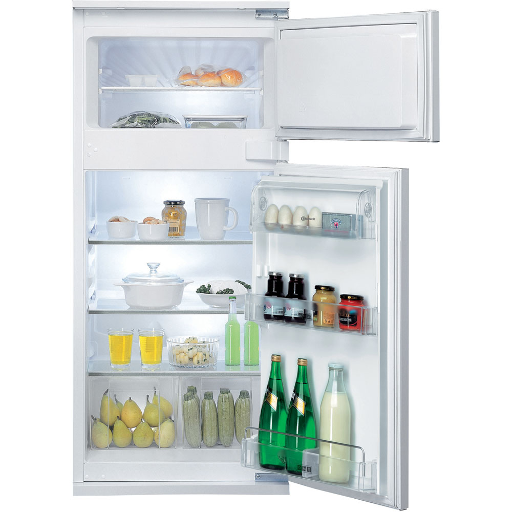 Bauknecht KDI 1121/A+ Einbau-Kühlschrank Weiß