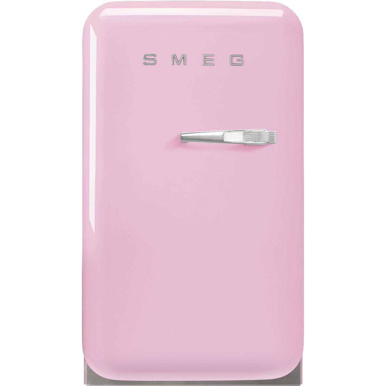 Smeg FAB5LPK5 Stand-Kühlschrank Cadillac Pink
