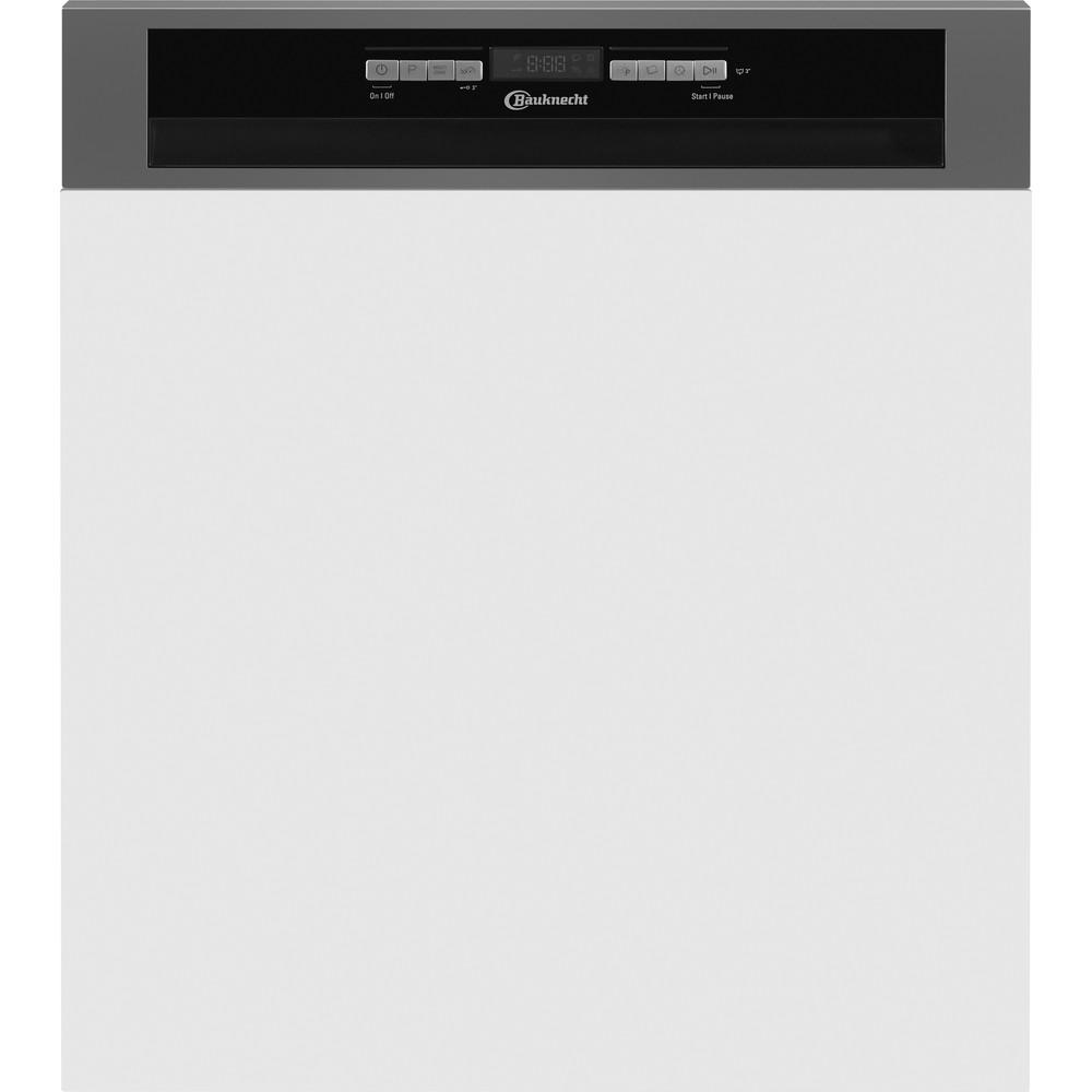 Bauknecht BBO 3T333 D XA Vollintegrierter Geschirrspüler Edelstahl