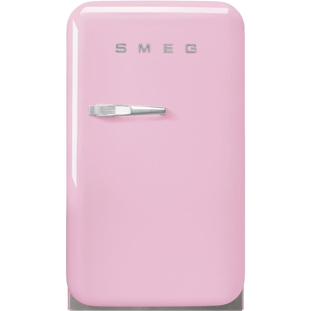 Smeg FAB5RPK5 Stand-Kühlschrank Cadillac Pink