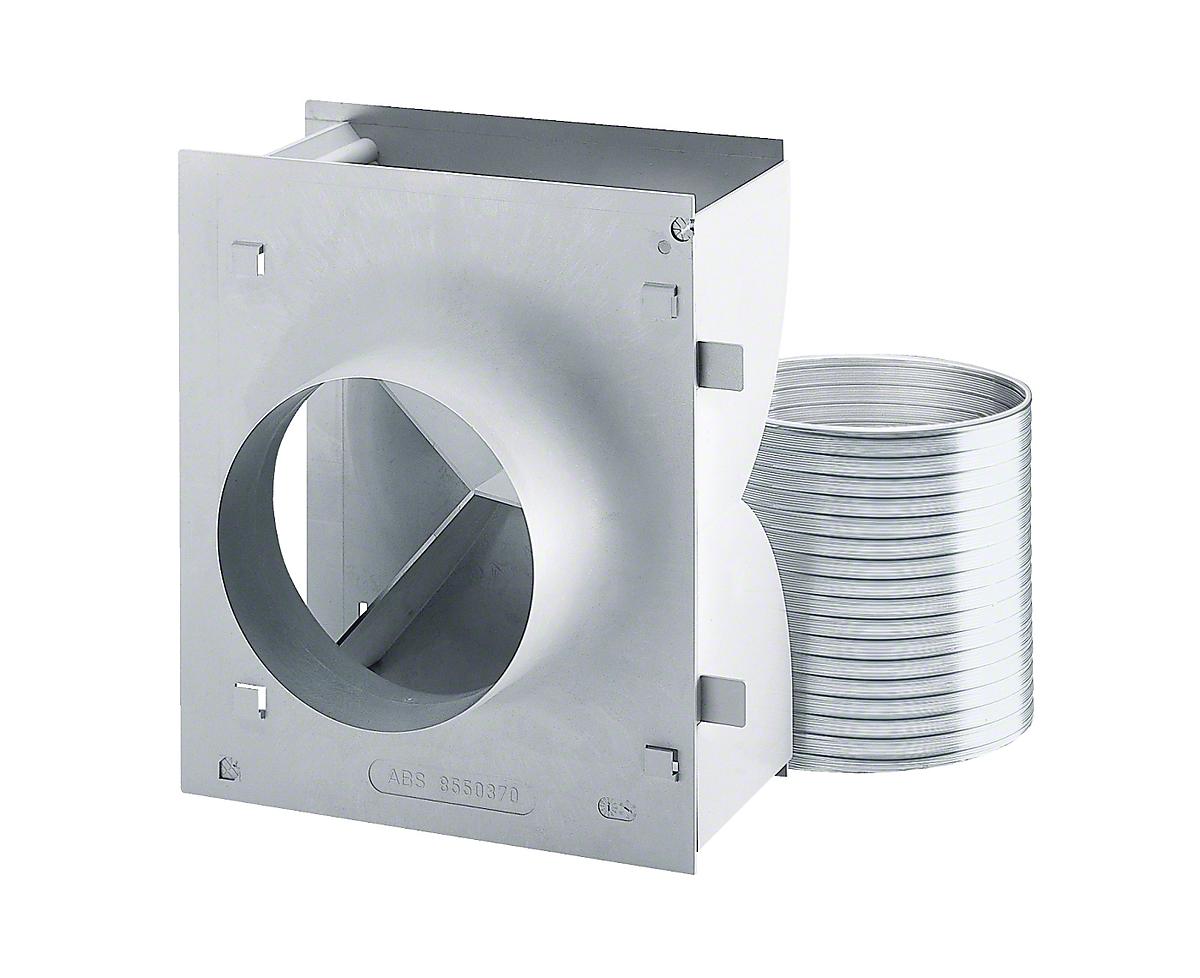 Miele DUW 20 Umbausatz Umluft Aluminium