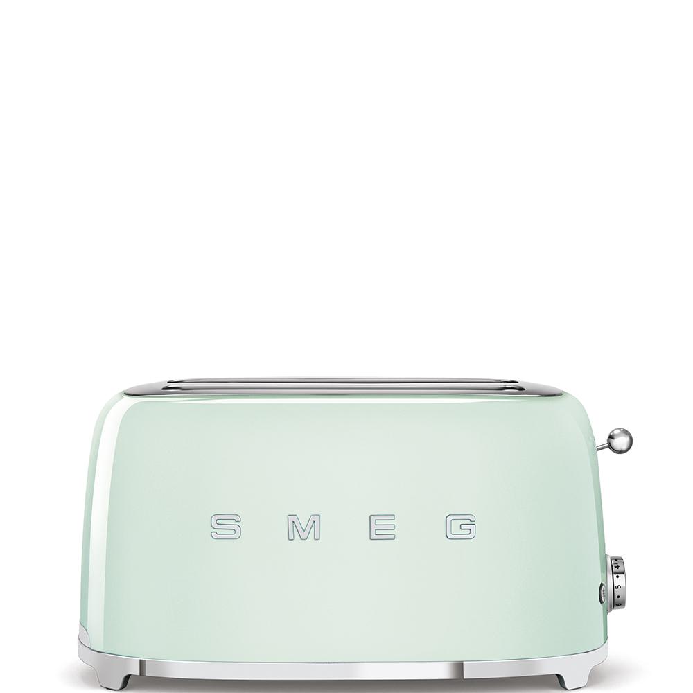 Smeg TSF02PGEU Toaster pastellgrün