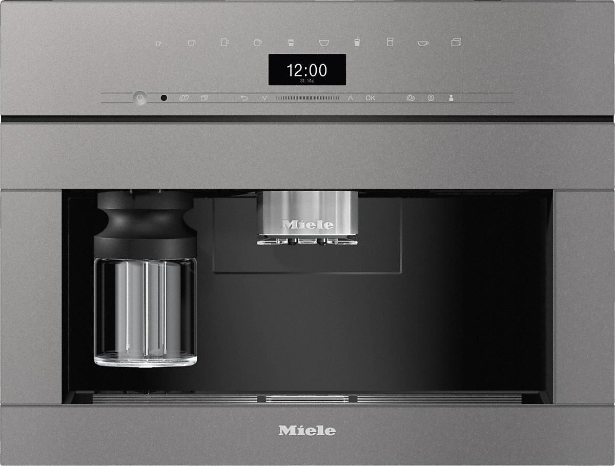 Miele CVA 7440 Einbau-Kaffeevollautomat Graphitgrau