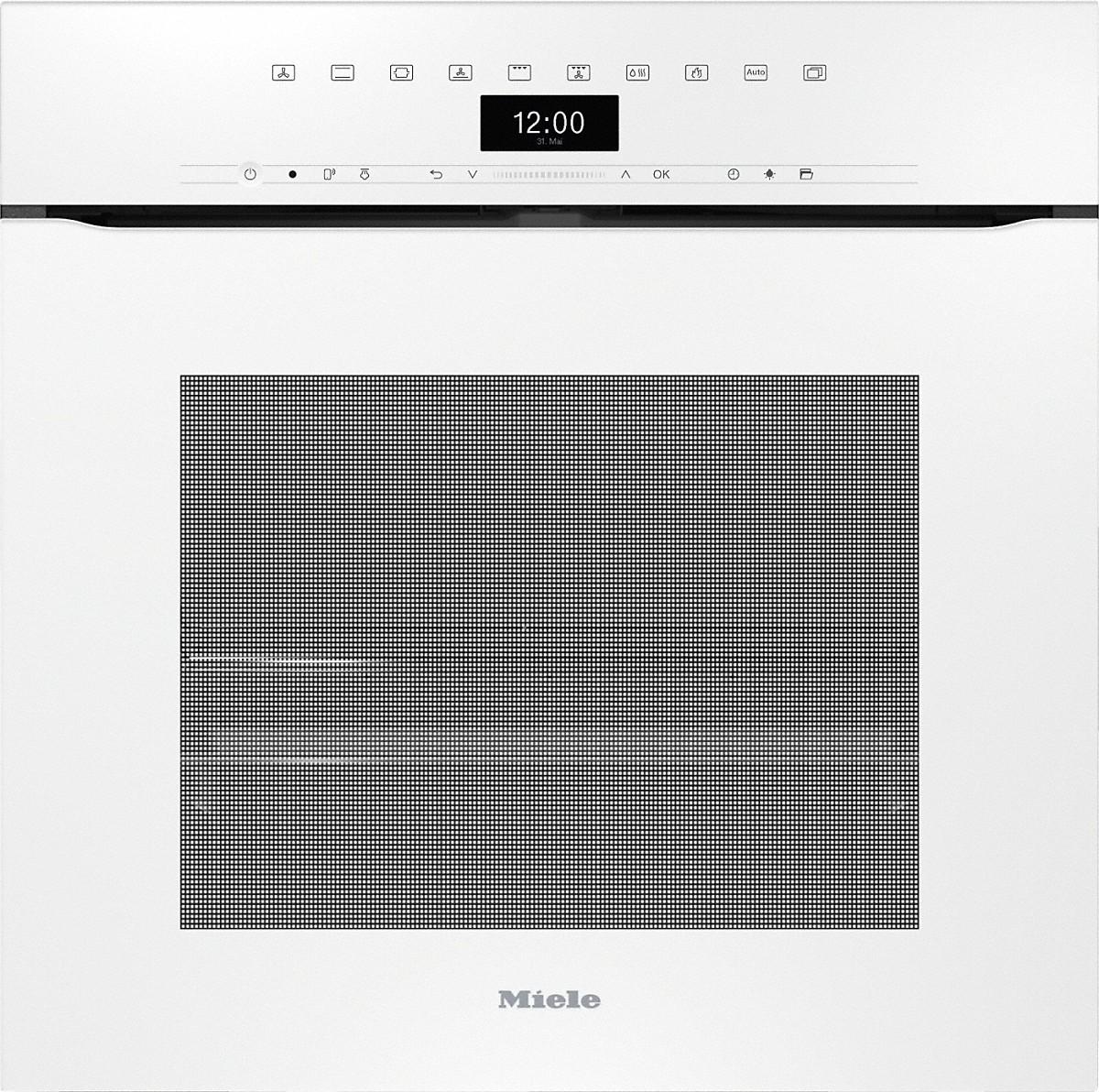 Miele H 7464 BPX Einbau-Backofen Brillantweiß
