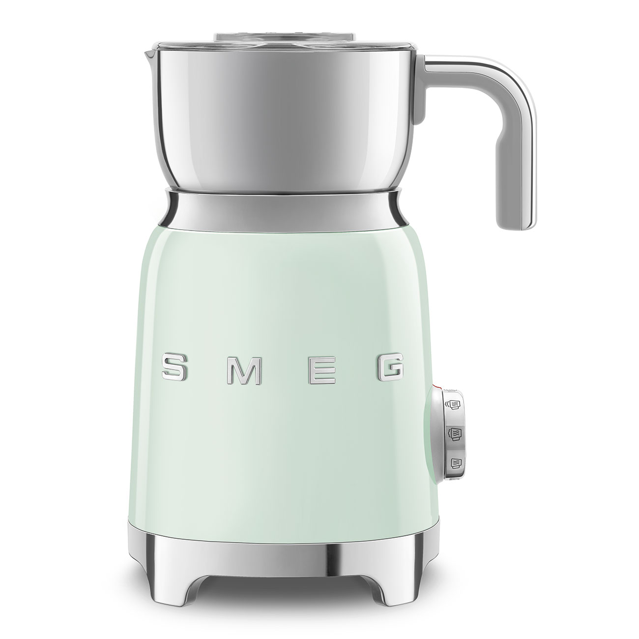 Smeg MFF01PGEU Milchaufschäumer pastellgrün