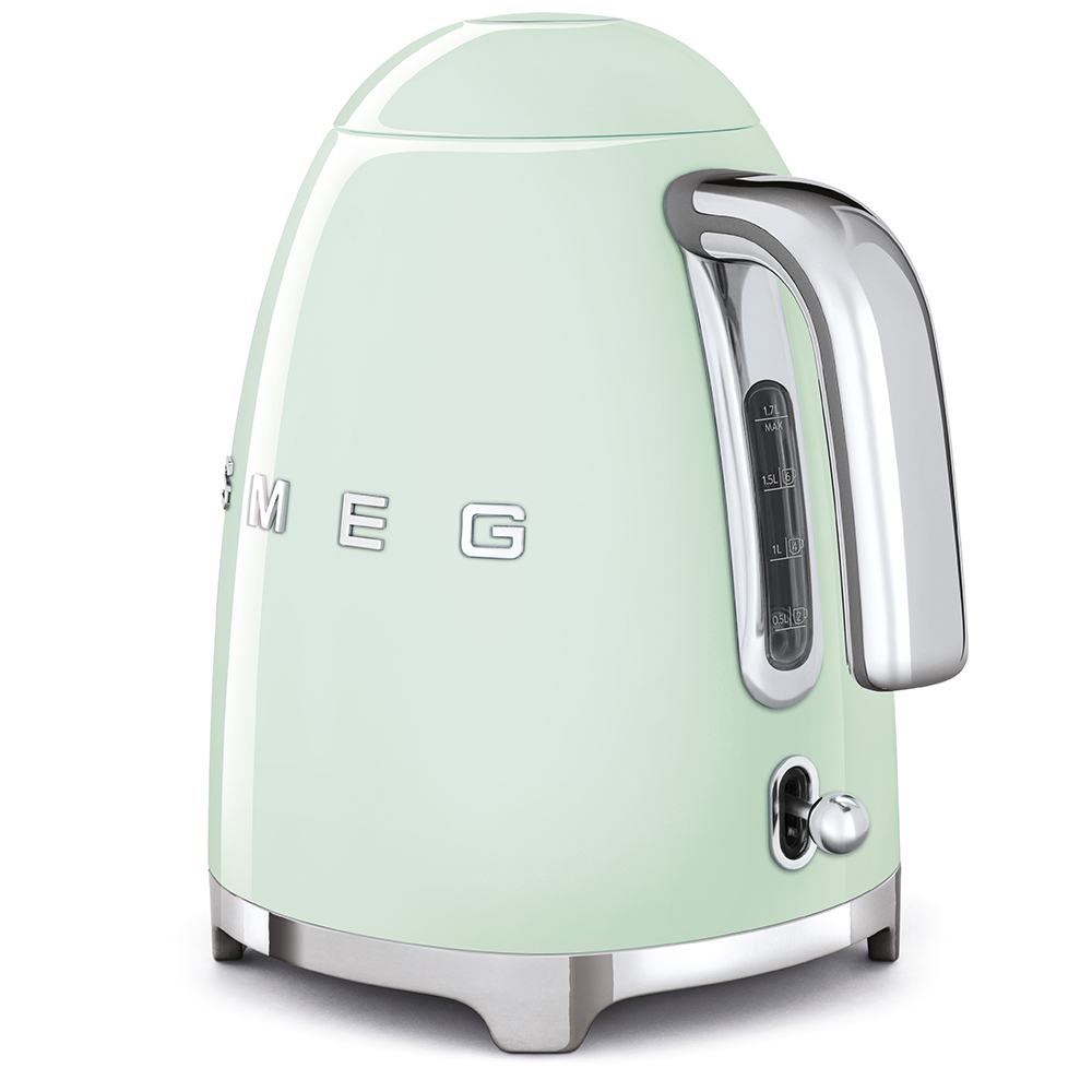 Smeg KLF03PGEU Wasserkocher pastellgrün