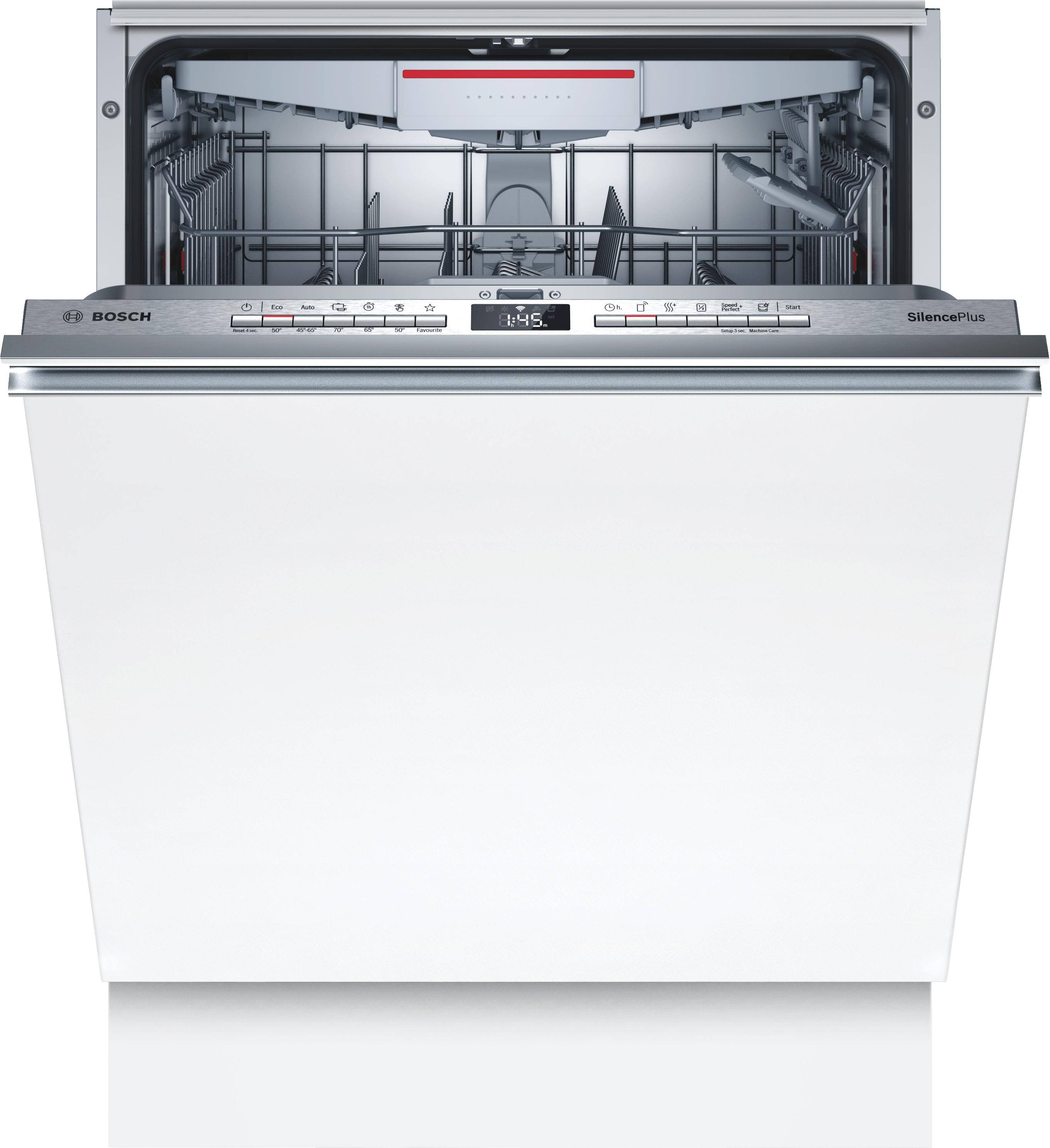 Bosch SMH4HCX48E Vollintegrierter Geschirrspüler