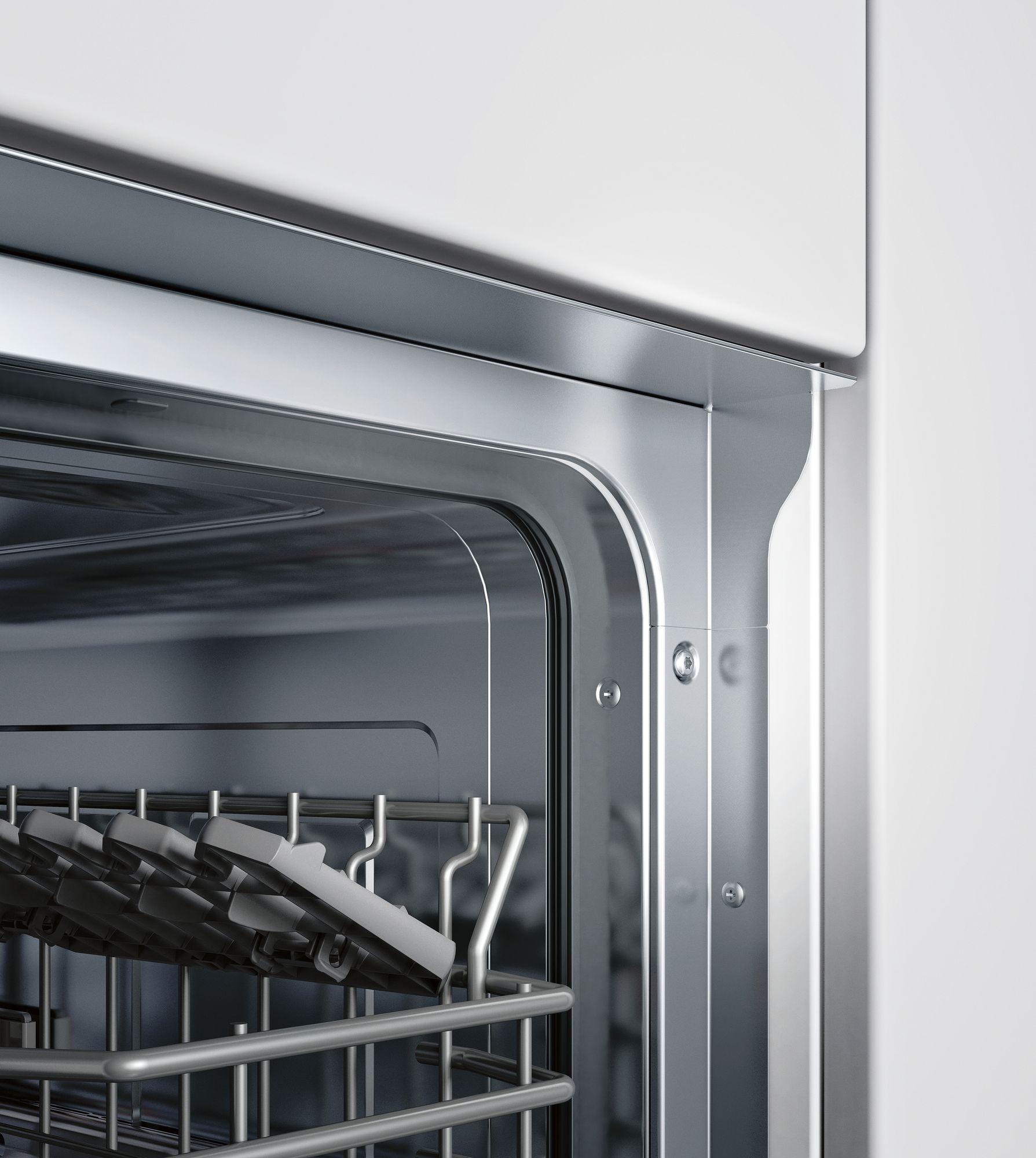 [Zweite Wahl] Bosch SMZ5045 Verblendungsleiste Edelstahl