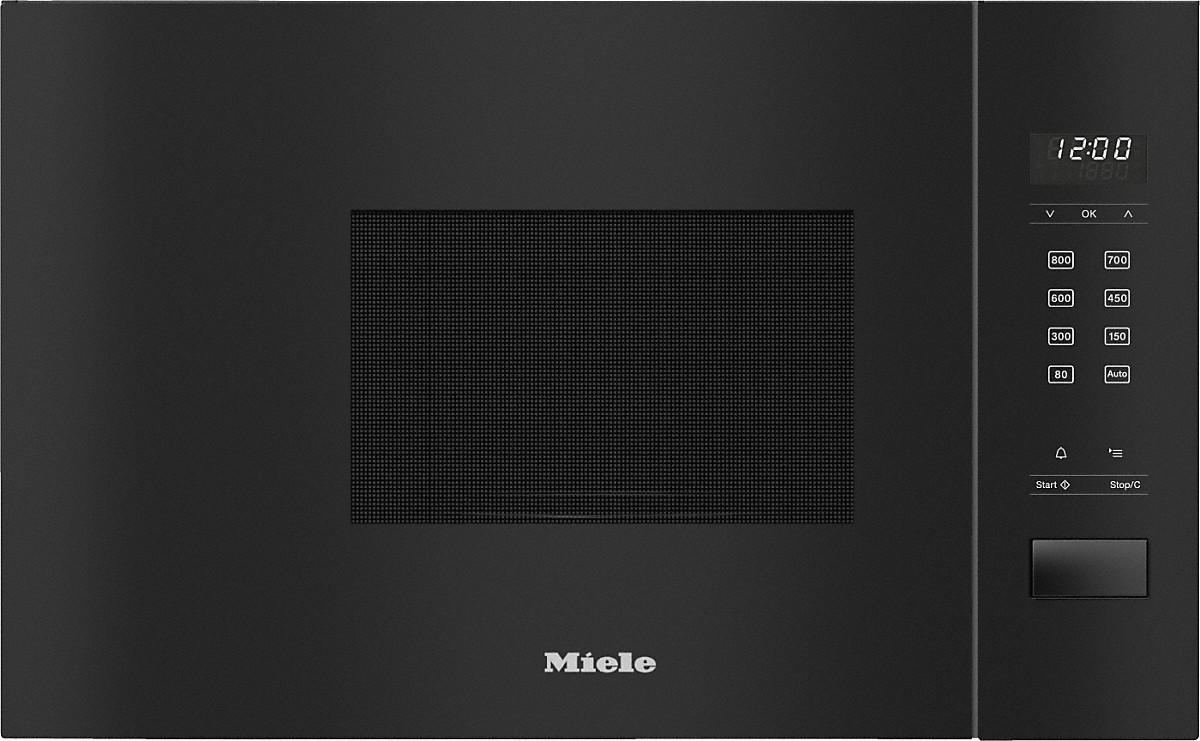 Miele M 2230 SC Einbau-Mikrowelle Obsidianschwarz
