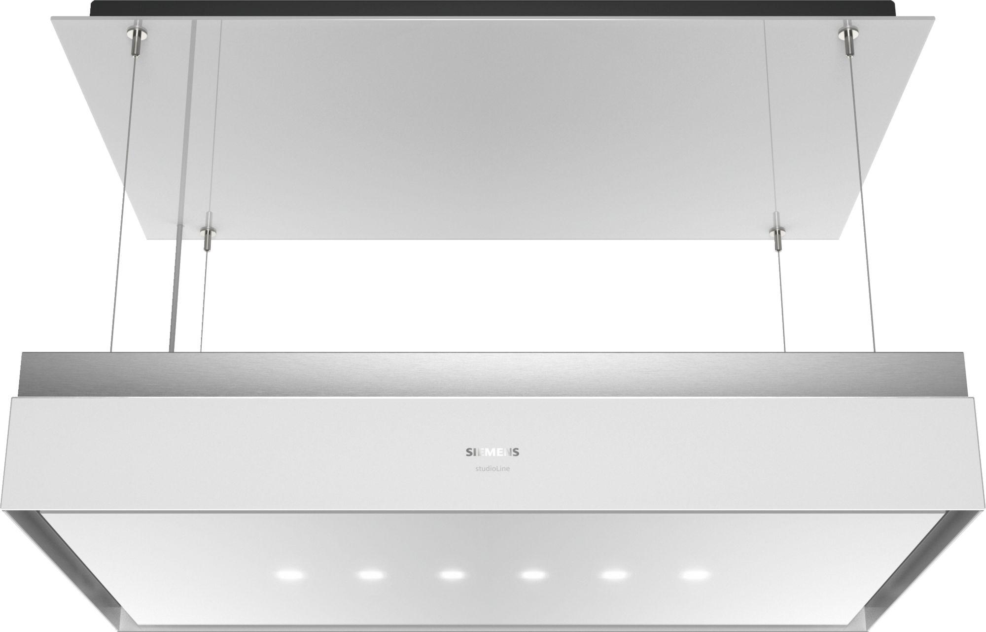 Siemens LR18HLT25 Deckenlüfter Weiß