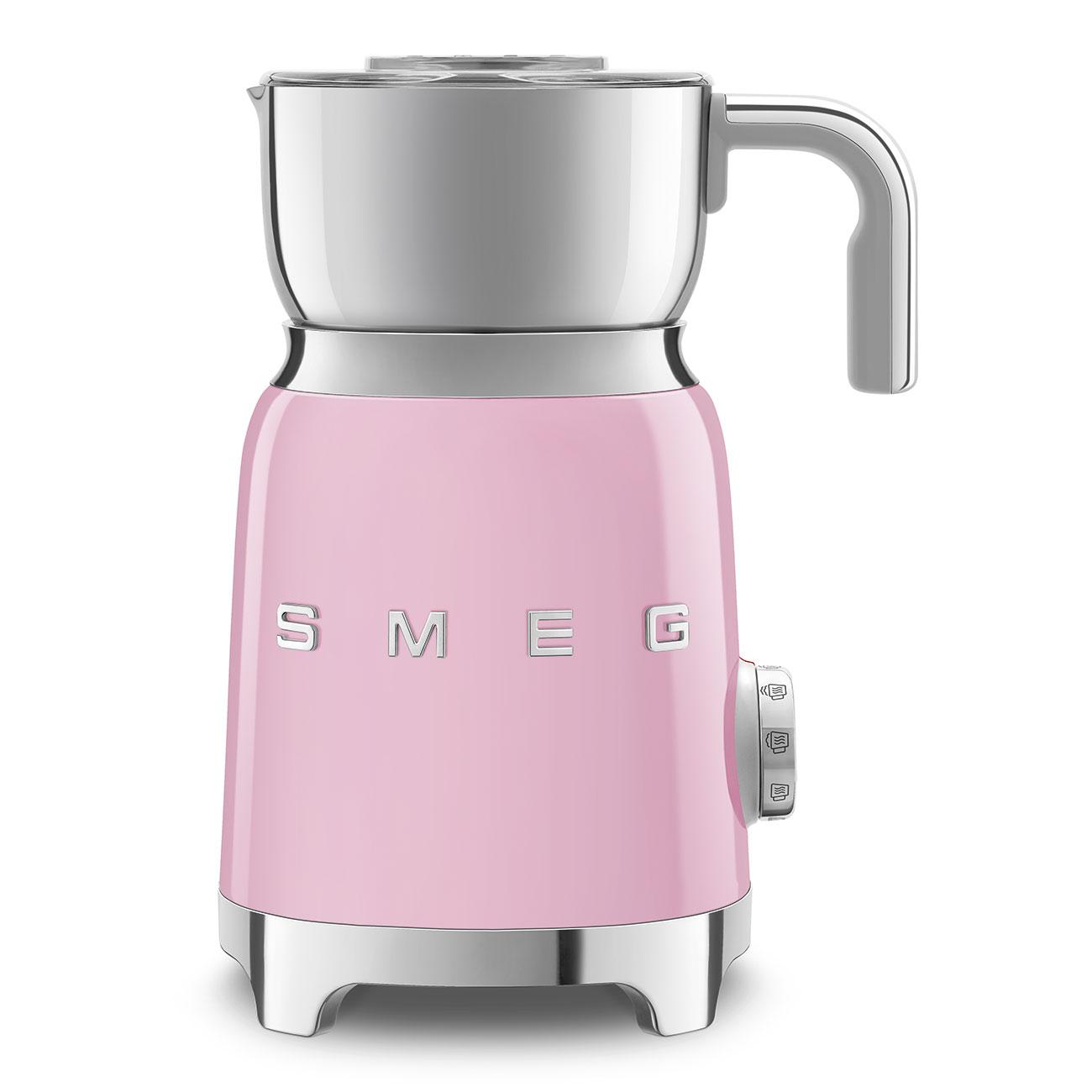 Smeg MFF01PKEU Milchaufschäumer Cadillac Pink