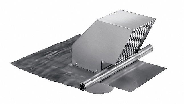 Miele DDF 125 Dachdurchführung