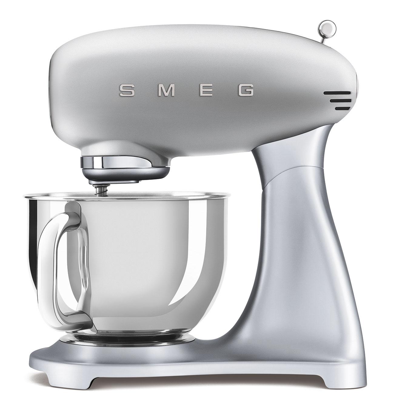 Smeg SMF02SVEU Küchenmaschine Silber