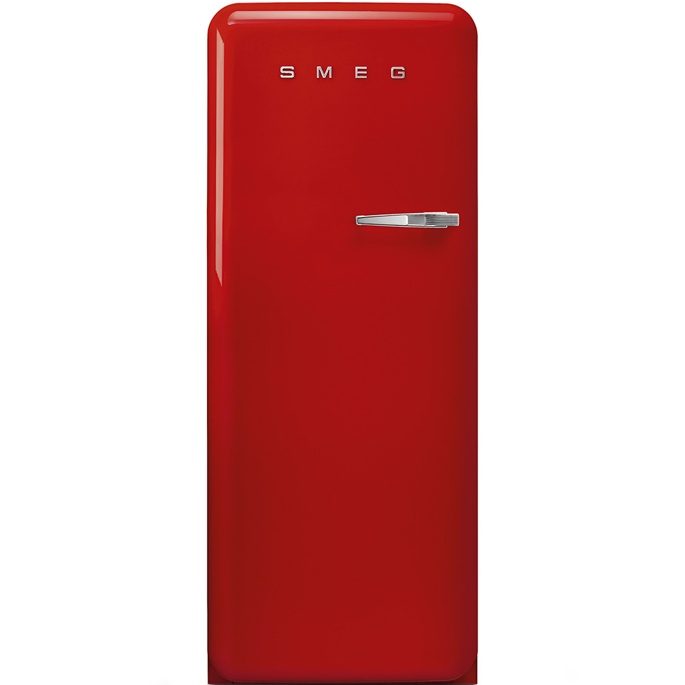 Smeg FAB28LRD5 Stand-Kühl-Gefrierkombination Rot