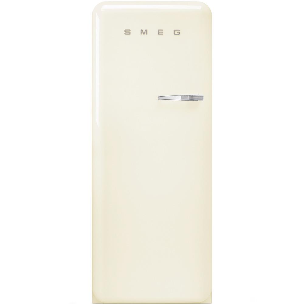 Smeg FAB28LCR5 Stand-Kühlschrank Creme