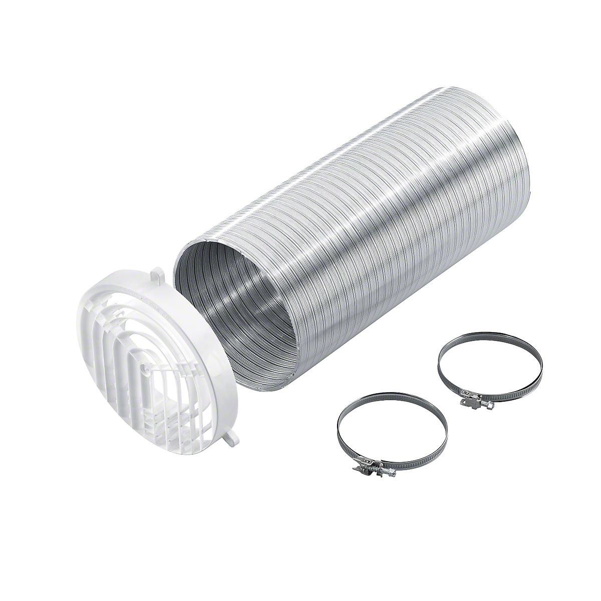 Miele DUU 150 Umbausatz Umluft Aluminium