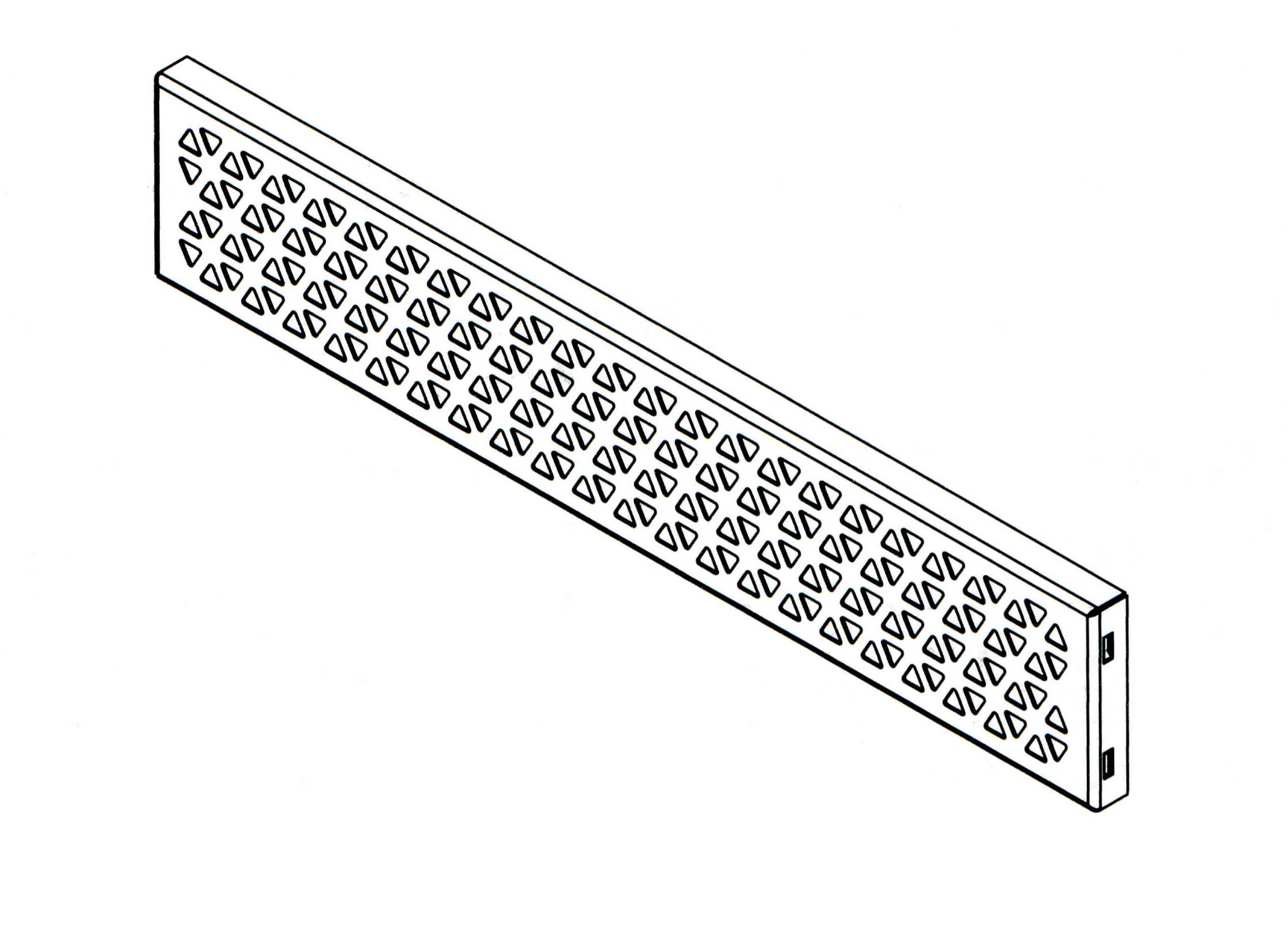 Gutmann TZ 439 Metallfettfilter