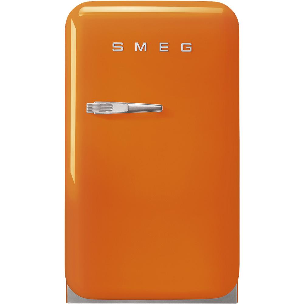 Smeg FAB5ROR5 Stand-Kühlschrank Orange