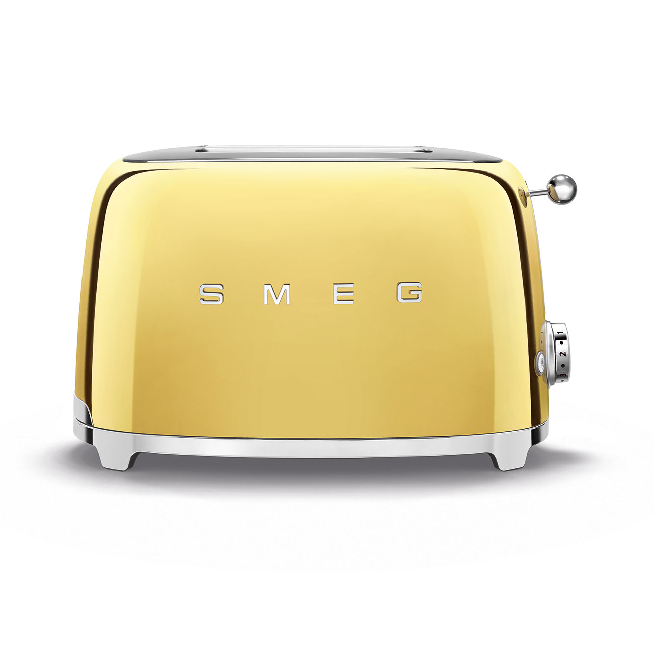 Smeg TSF01GOEU Toaster gold