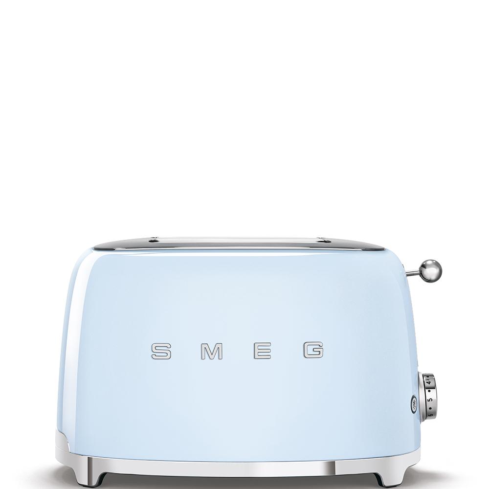 Smeg TSF01PBEU Toaster Pastellblau